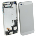 Back Cover Housing Assembly for iPhone 5 Silver