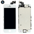AAA Quality Screen Replacement+Small Parts for iPhone 5G White