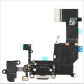 Charge Dock Flex Cable for iPhone 5C Black