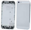 Battery Back Cover for iPhone 5 Silver