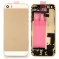 Back Cover Housing Assembly for iPhone 5S Gold
