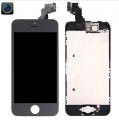 AAA Quality Display Screen+ Small parts for iPhone 5C Black