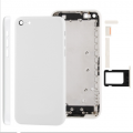 Battery Back Cover for iPhone 5C White