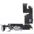 Charging Port Flex Cable for iPhone 6 Plus Gray