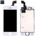 AAA Quality Screen Replacement+ Small Parts for iPhone 5S White
