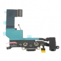 Charge Dock Flex Cable for iPhone 5S Black