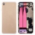 Back Cover Housing Assembly for iPhone 7 Gold
